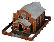Tomytec (Building 050-3) Church A3 9th Avenue Baptist Church 1/150 N scale