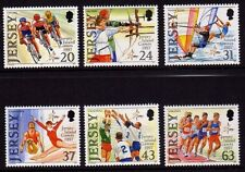 Jersey 1997 7th Island Games SG 818-823 MNH