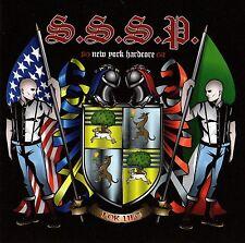 S.S.S.P. - FOR LIFE CD (2007) EX- KILL YOUR IDOLS / WARZONE / NEW YORK HARDCORE