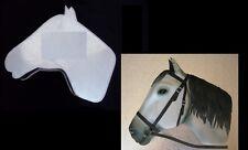 "Novelty Baking Tins - Horse Head - 3"" Deep"
