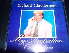 Richard Clayderman My Australian Collection Australian CD - Like New