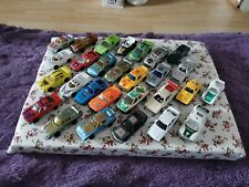 Konvolut Modellautos 28 Stück No Name verschiedene Modelle Farben