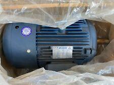 Leeson 40 Hp 208 230460v Electric Motor G15001960 17001960 2 18 Shaft