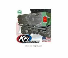 KFI Double Tube Rear Bumper Black Yamaha Rhino 450 660 700 All
