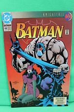 Batman #498 KnightFall 15 DC Comic Comics VF Condition