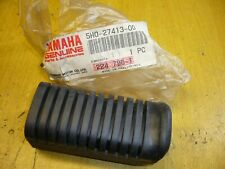 Yamaha 5h0-27413-00 Caoutchouc Repose pied avant Sr125 Sr185 SR 125