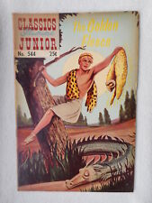 CLASSICS ILLUSTRATED JUNIOR N°544B 25 CENTS VO BE / GOOD