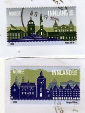 Norwegen Briefmarken 2020 NK 2022 -2023