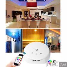 mini WiFi RGB & RGBW LED-Controller DC12-24 V, APP-Steuerung, weiß, 8 x 8 x 3 cm