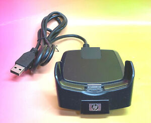HP Pocket PDA Docking Charging Station Cradle HSTNH-F02X iPAQ HX4700 HX4705 4800