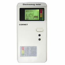 EMF RF Radiation Power Meter 100M~8G LF Gauss 50~10K Hz Cornet Electrosmog ED78S