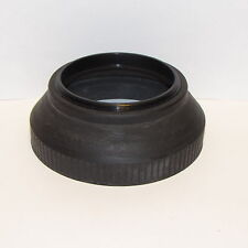 Used 62mm Rubber Lens Hood S102013