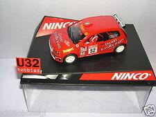 qq 50294 NINCO FIAT PUNTO S1600 No 52 DALLAVILLA JEANRICHARD
