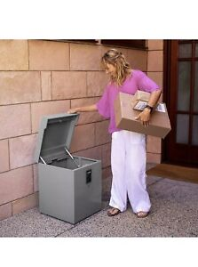 CleverMade Parcel LockBox S100 Series: Secure Package Delivery Box