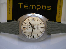 LONGINES CONQUEST OVERSIZE 37mm YEARS 70 AUTOMATIC STEEL CAL L633.1 WATCH