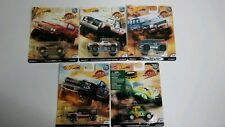 HOT WHEELS 2019 CAR CULTURE DESERT RALLY - SET OF 5  FREE SHIPPING