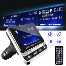 More details for bluetooth car kit fm transmitter radio mp3 player usb charger wireless handsfree