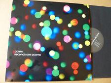 ADEM Seconds are Acorns LP Label Oneiric ONEI001LP SIGNED