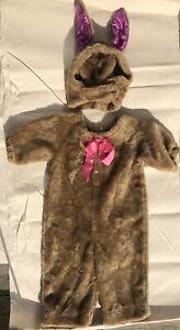 Vintage Handmade Child's Bunny Rabbit Costume 70s/80s Halloween