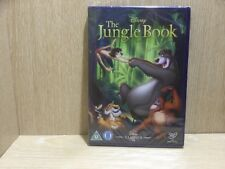 Disney The Jungle Book DVD New & Sealed Classic No 19 on Spine