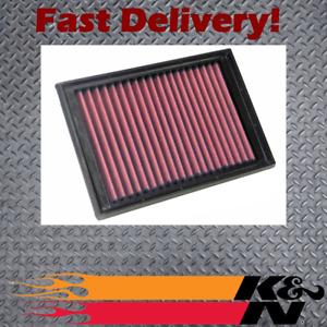 K&N 33-2510 Air Filter suits Peugeot 307 XSI EW10J4 (RFN RFR)