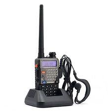 Baofeng UV-5RE Plus Dual Band 136-174/400-480 MHz FM Ham Two-way Radio UV-5R E+
