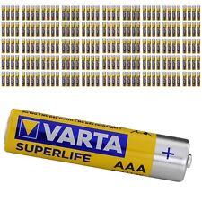 Pila zinc carbono Varta LR3 (AAA) Superlife