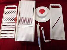 Vintage Kitchen Super Slicer  With Tools