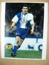 Original Press Photo (8x10)- DARKO KOVACEVIC, Sheffield Wednesday FC