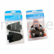 mr-ride Shimano Cleat Cover SM-SH45 + Cleat Set SM-SH10 Red