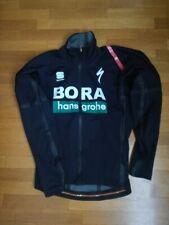 gabba rain jacket jersey cycling team bora hansgrohe fiandre extreme sportful