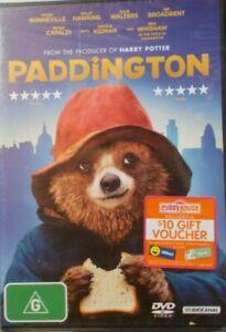 Paddington - DVD - GENUINE R4 AUSTRALIAN FORMAT DVD.