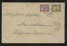 Netherlands  Indies   nice cover   1929     MS0212