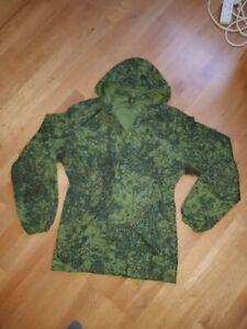 Original Russian Army Spetsnaz Ratnik Emr Camo Lightweight Summer Jacket ANA