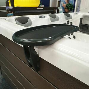 Hot Tub Tray Table Drinks and Snacks Bar Spa Whirlpool Yourspa Tray Table Holder