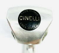 """Cinelli 1R Quill Road Bike Stem 120mm X 26.4 Clamp / 1"""" Quill Old Logo 70's"""