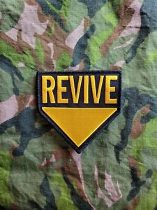 CALL OF DUTY Modern Warfare 3 Revive Me! U.S. Army SpecOps Morale Airsoft Patch