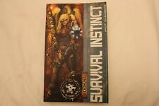 Games Workshop Black Library Necromunda Survival Instinct Paperback Novel New