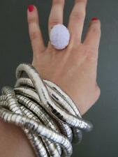 Snakeskin Bracelet Bangle Necklace Lot Bendy Flexible Snake Skin Cool
