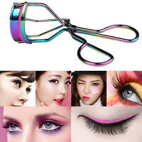 Proffessional Eyelash Curler Curling Clip Cosmetic Makeup Handle Stainless.