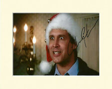 CHEVY CHASE CHRISTMAS VACATION CLARK PP MOUNTED 8X10 SIGNED AUTOGRAPH PHOTO
