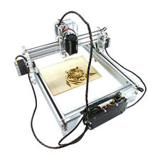 500MW USB Laser Engraver Engraving Cutting Machine Printer DIY Unassembled Set