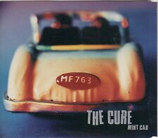 THE CURE  Mint Car  CD maxi- single