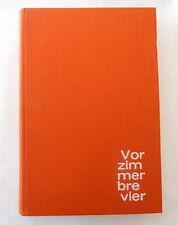Vorzimmerbrevier Gisela Böhme 1968 Deutsch 286 S. Sekretärin Büro Umgangsformen