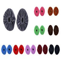 2Pcs Non Slip Reusable Washable Shoe and Boot Covers Overshoes for Household
