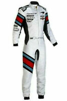 Martini Sublimation Printed go kart race suit,In All Sizes