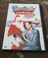 PEE WEE' S PLAYHOUSE CHRISTMAS SPECIAL DVD NTSC PEE WEE