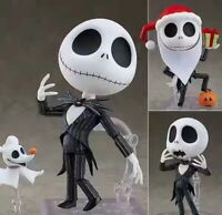 1011 The Nightmare Before Christmas Jack Skellington PVC Action Figure New InBox