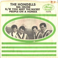 HONDELLS--PICTURE SLEEVE ONLY--(SEA CRUISE)---PS--PIC--SLV