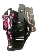 Muddy Girl Gun Holster fits Accu-Tek 380 Multi Color Camo Nylon
